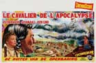 Chief Crazy Horse - 11 x 17 Movie Poster - Belgian Style A