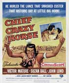 Chief Crazy Horse - 27 x 40 Movie Poster - Style A