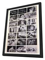 Chien Andalou, Un - 27 x 40 Movie Poster - Style A - in Deluxe Wood Frame