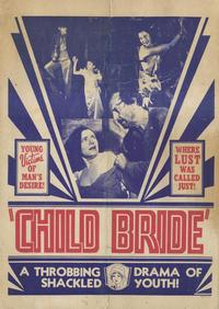 Child Bride - 27 x 40 Movie Poster - Style B