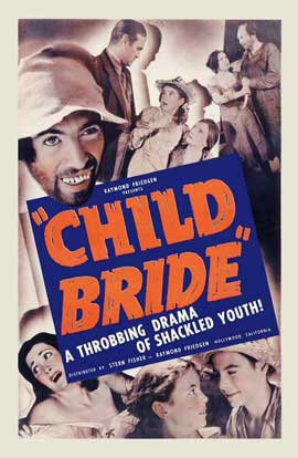 Child Bride - 11 x 17 Movie Poster - Style C