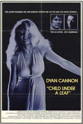 Child Under a Leaf - 11 x 17 Movie Poster - Style A