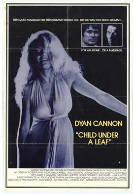 Child Under a Leaf - 27 x 40 Movie Poster - Style A