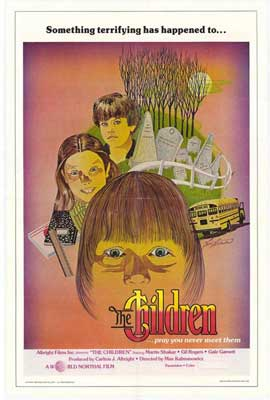 The Children - 27 x 40 Movie Poster - Style A