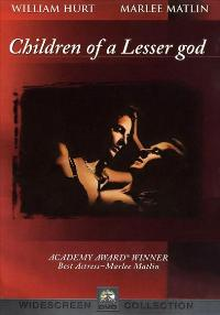 Children of a Lesser God - 11 x 17 Movie Poster - Style B