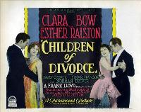 Children of Divorce - 30 x 40 Movie Poster UK - Style A