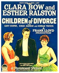 Children of Divorce - 11 x 17 Movie Poster - Style A