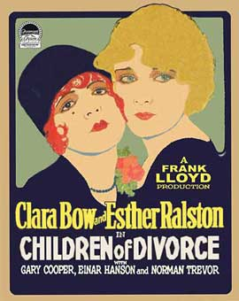 Children of Divorce - 11 x 17 Movie Poster - Style B