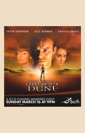 Children of Dune - 11 x 17 TV Poster - Style A
