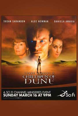 Children of Dune - 27 x 40 TV Poster - Style A
