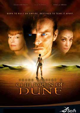 Children of Dune - 11 x 17 Movie Poster - Style A