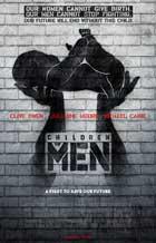 Children of Men - 11 x 17 Movie Poster - Style K