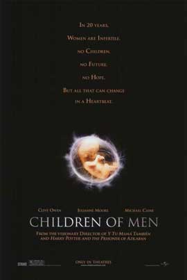 Children of Men - 11 x 17 Movie Poster - Style A