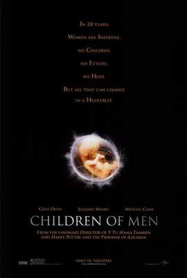 Children of Men - 27 x 40 Movie Poster - Style A