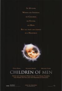 Children of Men - 43 x 62 Movie Poster - Bus Shelter Style A