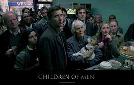 Children of Men - 11 x 17 Movie Poster - Style B