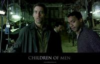 Children of Men - 11 x 17 Movie Poster - Style G