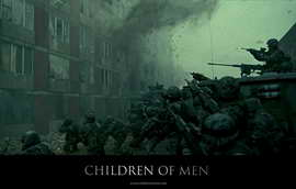 Children of Men - 11 x 17 Movie Poster - Style H