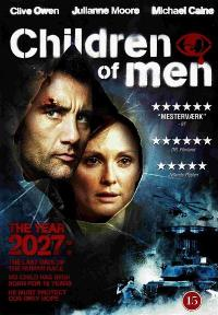 Children of Men - 11 x 17 Movie Poster - Style I