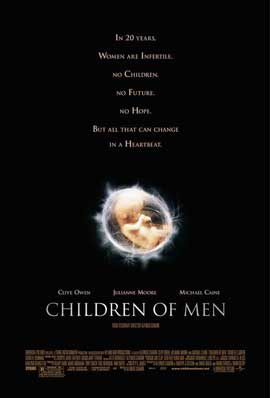Children of Men - 11 x 17 Movie Poster - Style J
