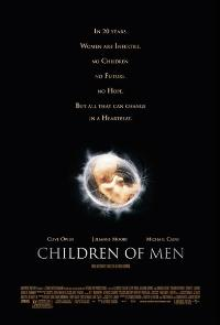 Children of Men - 27 x 40 Movie Poster - Style B