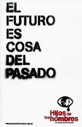 Children of Men - 11 x 17 Movie Poster - Spanish Style A