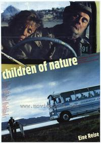 Children of Nature - 27 x 40 Movie Poster - Style A
