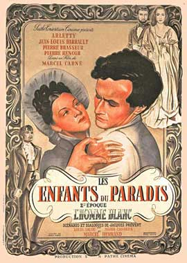 Children of Paradise - 11 x 17 Movie Poster - French Style B