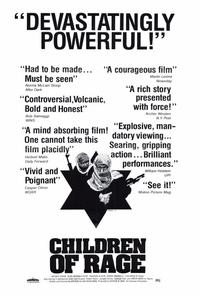 Children of Rage - 27 x 40 Movie Poster - Style A