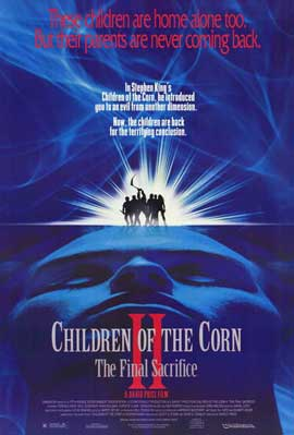 Children of the Corn 2: The Final Sacrifice - 11 x 17 Movie Poster - Style A