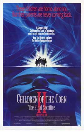 Children of the Corn 2: The Final Sacrifice - 27 x 40 Movie Poster - Style A