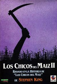 Children of the Corn 2: The Final Sacrifice - 27 x 40 Movie Poster - Spanish Style A