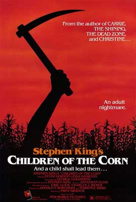 Children of the Corn - 27 x 40 Movie Poster