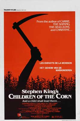 Children of the Corn - 11 x 17 Movie Poster - Belgian Style A