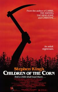 Children of the Corn - 11 x 17 Movie Poster - Style A - Museum Wrapped Canvas