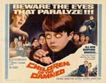 Children of the Damned - 27 x 40 Movie Poster - Style B