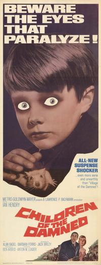 Children of the Damned - 11 x 17 Movie Poster - Style B