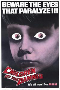 Children of the Damned - 11 x 17 Movie Poster - Style C
