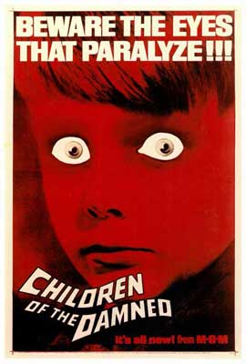 Children of the Damned - 27 x 40 Movie Poster - Style A