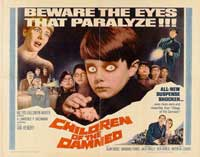 Children of the Damned - 11 x 17 Movie Poster - Style E