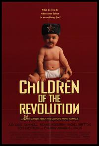 Children of the Revolution - 27 x 40 Movie Poster - Style B