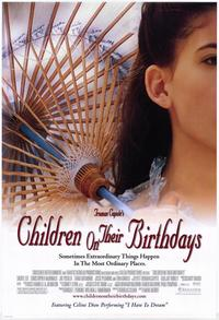 Children On Their Birthdays - 43 x 62 Movie Poster - Bus Shelter Style A