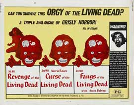 Children Shouldn't Play With Dead Things - 22 x 28 Movie Poster - Style A