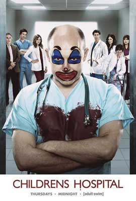 Childrens' Hospital (TV) - 27 x 40 TV Poster - Style H
