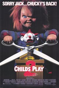 Child's Play 2 - 11 x 17 Movie Poster - Style A