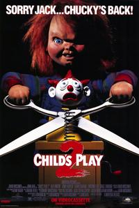 Child's Play 2 - 11 x 17 Movie Poster - Style B