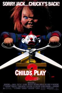 Child's Play 2 - 27 x 40 Movie Poster - Style A