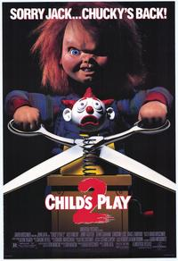 Child's Play 2 - 43 x 62 Movie Poster - Bus Shelter Style A