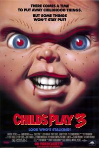 Child's Play 3 - 11 x 17 Movie Poster - Style A