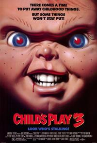 Child's Play 3 - 27 x 40 Movie Poster - Style A